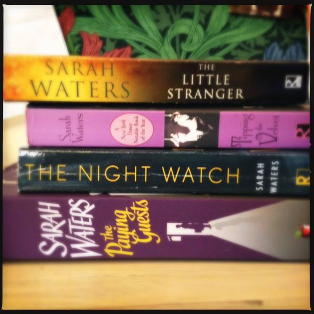 books by Sarah Waters